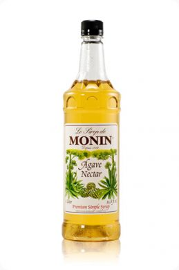 Monin Agave Nectar (formally Agave Sweetener), 1 liter PET