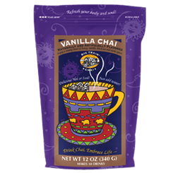 Big Train VANILLA Chai, 12 oz Resealable Bag