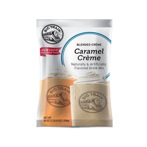 Big Train Caramel Creme Blended Creme, 3.5 lb Bag