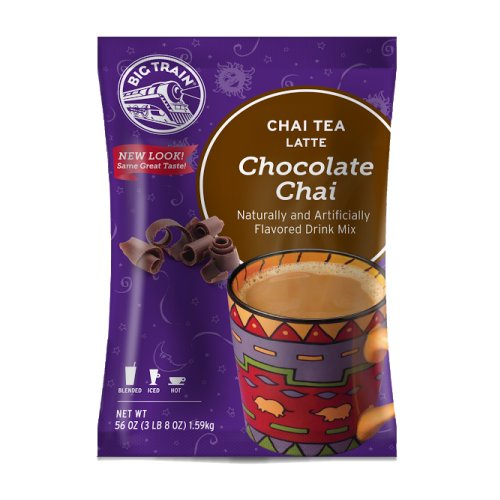 Big Train Chocolate Chai,3.5 Lb Bag