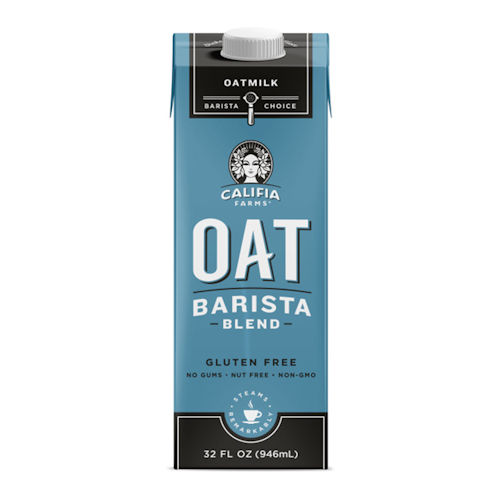 Califia Barista Blend Oat Milk, 1 Quart