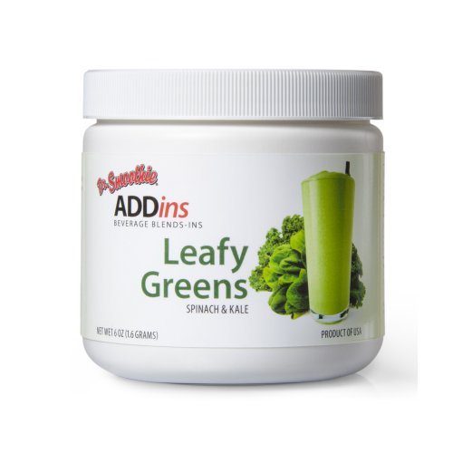 Dr Smoothie Spinach & Kale Powder Add-In - Leafy Greens, .38lb