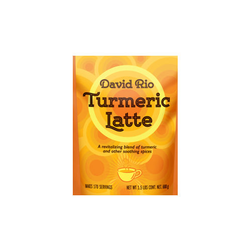 David Rio Tumeric Latte, 1.5 lb Bag