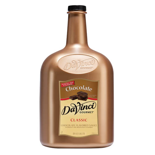 Da Vinci Chocolate Sauce, Gallon