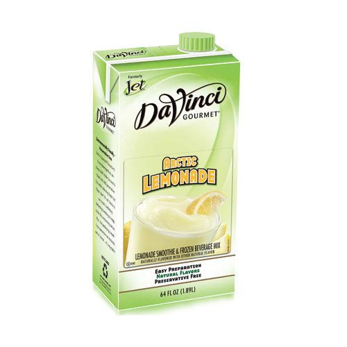 Da Vinci Arctic Lemonade Frozen Beverage Mix, 64 oz