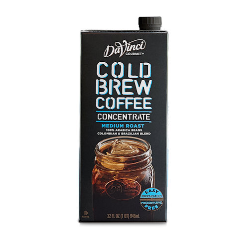 DaVinci Gourmet® Cold Brew Coffee Concentrate, quart