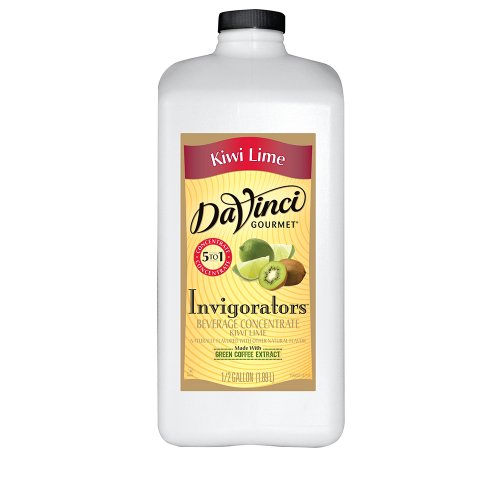 Da Vinci Kiwi Lime Invigorators, 64 oz
