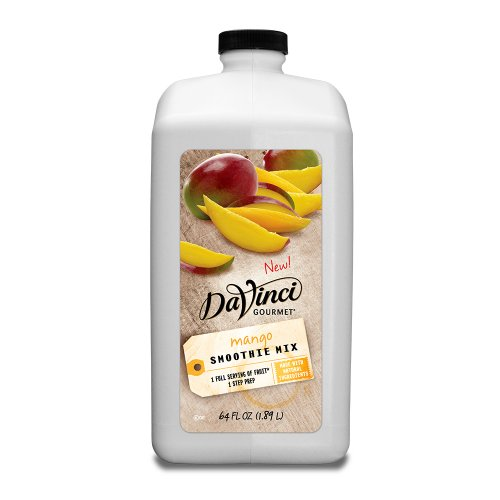 Da Vinci Mango Smoothie (All Natural) - 64 oz