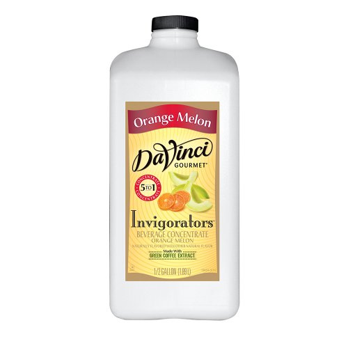 Da Vinci Orange Melon Invigorators, 64 oz