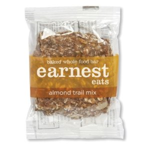 Earnest Eats, Almond Trail Mix Food Bar, 1.9-Oz Bars (Pk of 12)