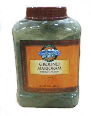 Farmer Brothers Marjoram - Ground, 10 oz