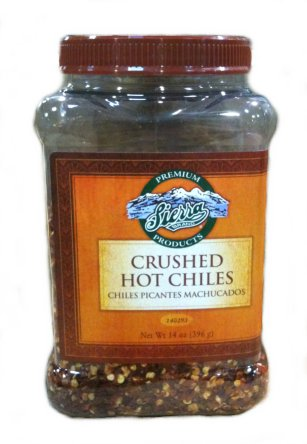 Farmer Brothers Hot Chili Flakes - Crushed (Crushed Red Pepper Flakes), 14 oz