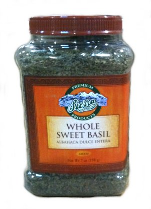 Farmer Brothers Sweet Basil - Whole, 7 oz