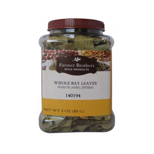 Farmer Brothers Bay Leaves - Whole, 3 Oz