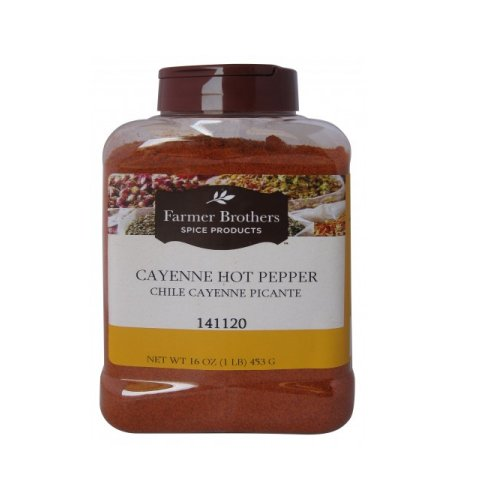 Farmer Brothers Cayenne Pepper - Hot, 1 lb