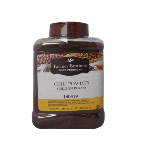 Farmer Brothers Chili Powder - Ground, 1 lb 4 oz
