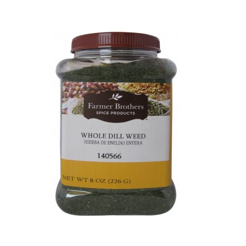 Farmer Brothers Dill Weed - Whole, 8 oz