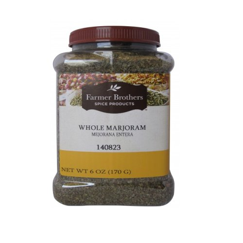 Farmer Brothers Marjoram - Whole, 6 oz
