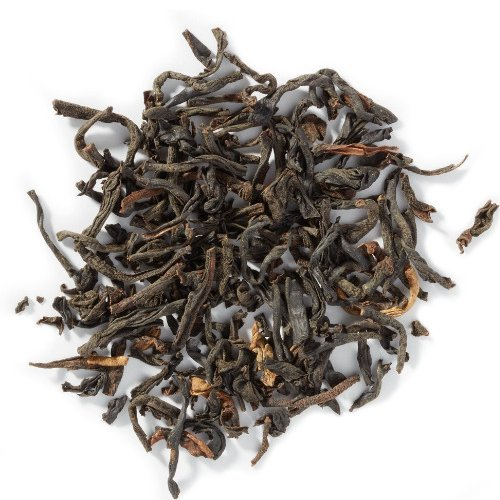 Mighty Leaf Earl Grey Decaf Tea, 1 Lb Loose Leaf Bag