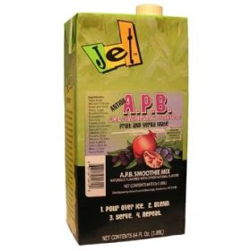 Jet Antiox APB Smoothie Mix, 64 oz