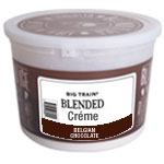 Big Train BELGIAN CHOCOLATE Blended Crème Tub Kit