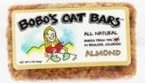 Bobo\'s Oat Bars Almond, 3-Ounce Packages- All Natural- (Pack of 12)