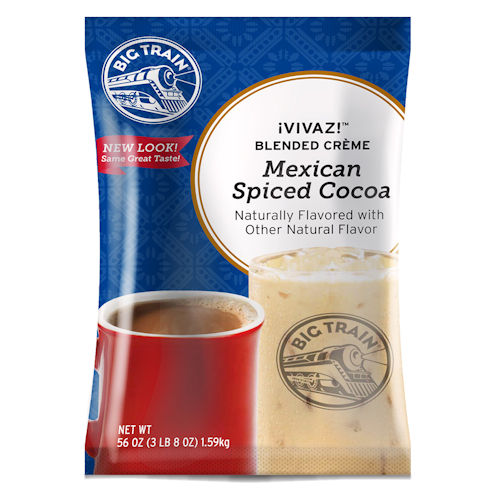 Big Train Vivaz Mexican Spiced Cocoa 3.5 lb Bag