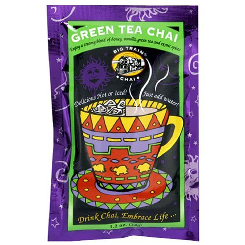 Big Train GREEN TEA Chai, 12 oz Bag
