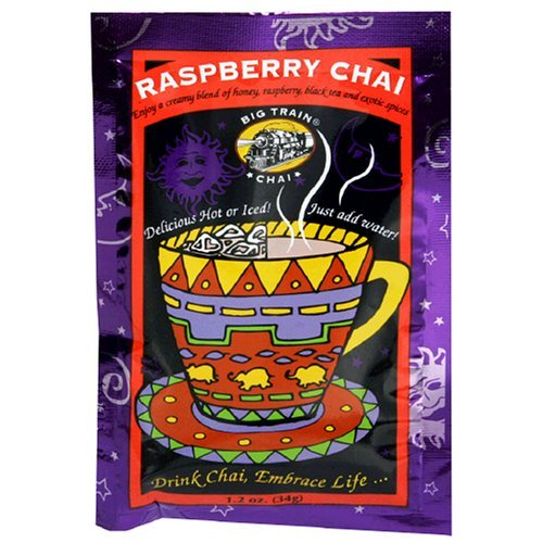 Big Train RASPBERRY Chai, 3.5 lb Bag