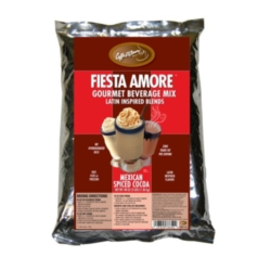 Caffe D'Amore Bellagio Mexican Spiced Cocoa - 2 lb Bag