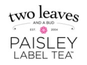 Paisley Label Tea