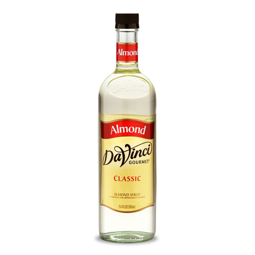 Da Vinci Almond Syrup, 750 ml