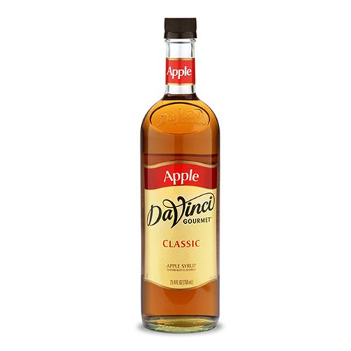 Da Vinci Apple Syrup, 750 ml