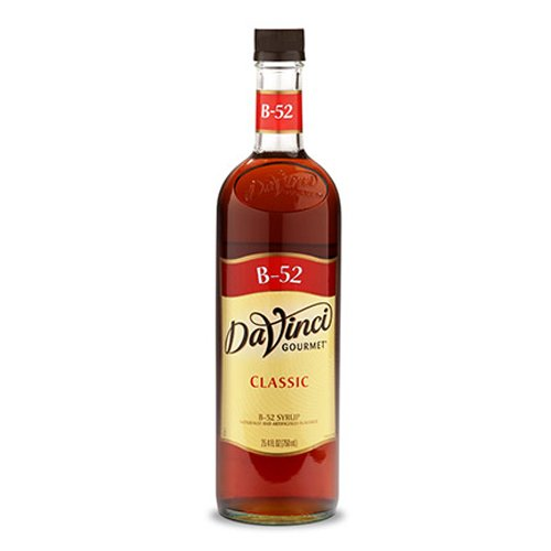 Da Vinci B-52 Syrup, 750 ml bottle