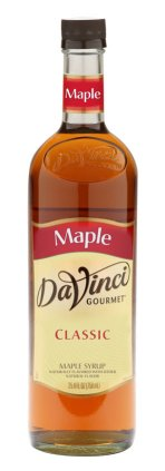 Da Vinci Maple Syrup, 750 ml