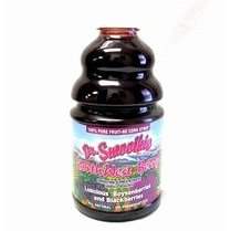 Dr Smoothie Northwest Berry 100% Crushed Fruit Smoothie