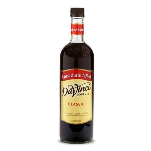 Da Vinci Chocolate Mint Syrup, 750 ml