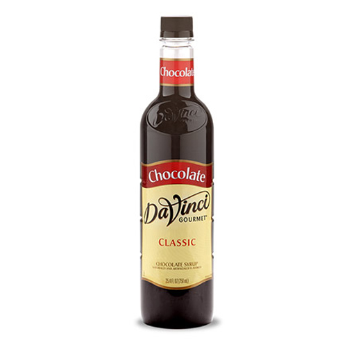 Da Vinci Chocolate Syrup, 750 ml