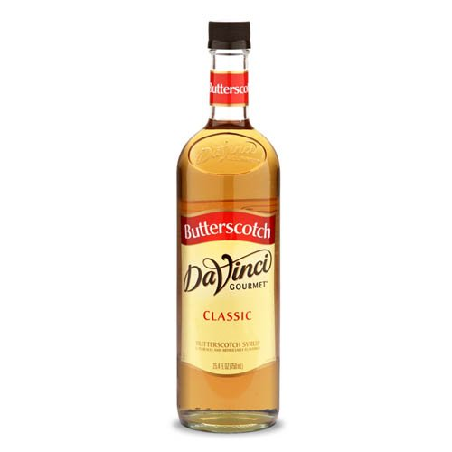 Da Vinci Butterscotch Syrup, 750 ml