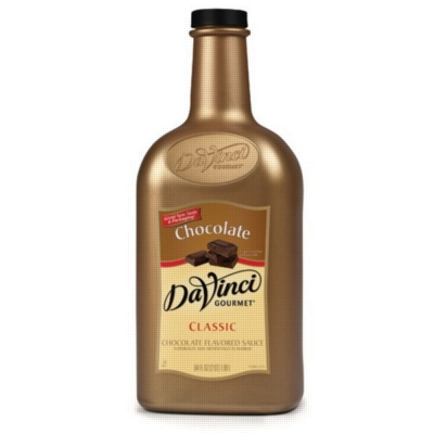 Da Vinci Chocolate Sauce, Half Gallon