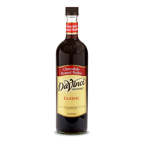 Da Vinci Chocolate Peanut Butter Syrup, 750 ml