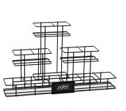 Da Vinci 12 Bottle Display Rack