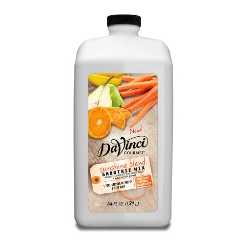Da Vinci Sunshine Blend Smoothie (All Natural) - 64 oz