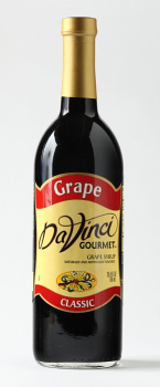 Da Vinci Grape Syrup, 750 ml