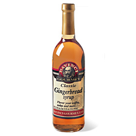 Da Vinci Gingerbread Syrup, 750 ml