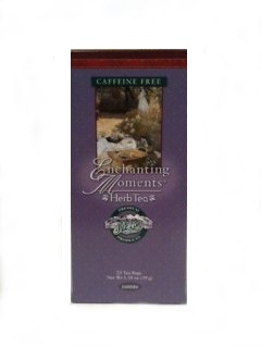 Farmer Brothers Enchanting Moments Herbal Tea- Caffeine Free, 25 bags