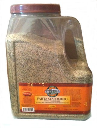 Farmer Brothers Fajita Seasoning,9 LB Restaurant Size