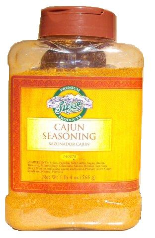 Farmer Brothers Cajun Seasoning, 1 lb 4 oz