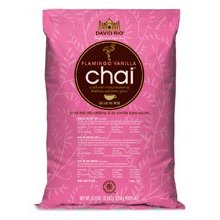 David Rio Flamingo Vanilla Decaf Sugar Free Chai Tea, 3 lb Bag