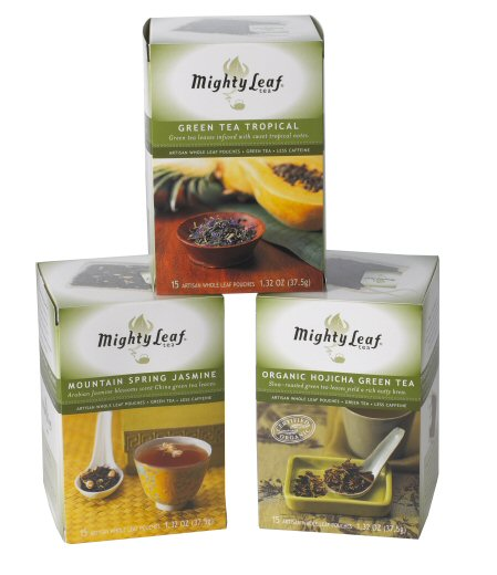 Mighty Leaf Tea Green Tea Sampler